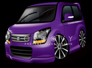 wagonワゴンR