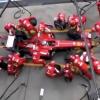 F1のピット作業、今と昔の比較が凄い!